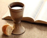 Communion Pfafftown Christian Church North Carolina Disciples of Christ